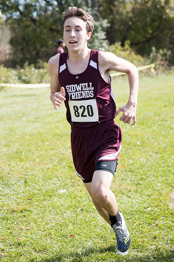 Boys' Cross Country Aims for Fourth Straight MAC Title