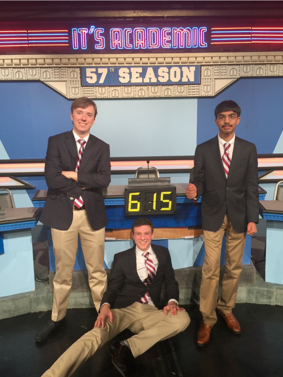 Sidwell Friends' It's Academic Team Continues to Impress in 57th Season