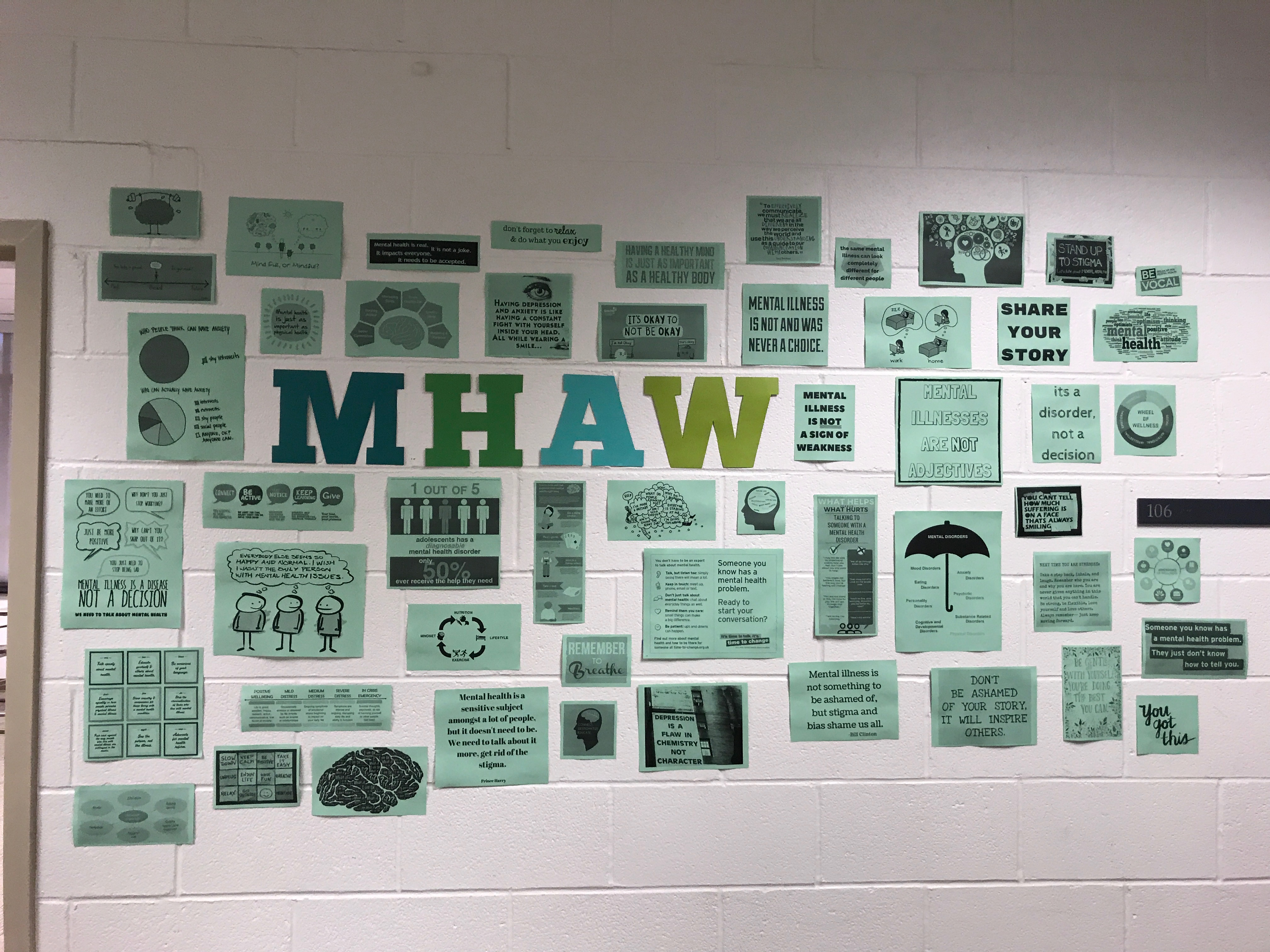 Third Annual MHAW Continues to Benefit Community
