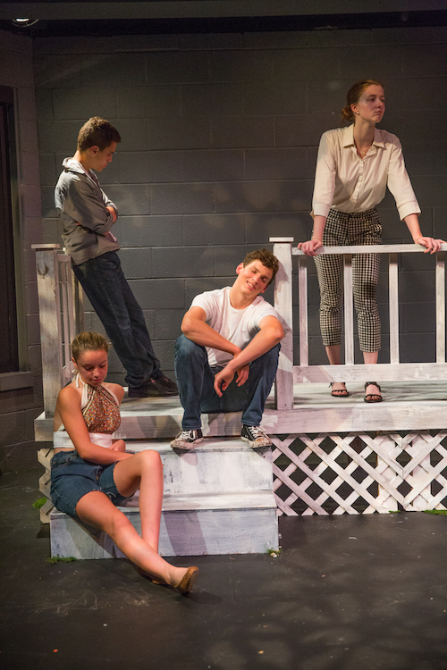 Sidwell Acting Company Prepares for Upcoming One Act Performance