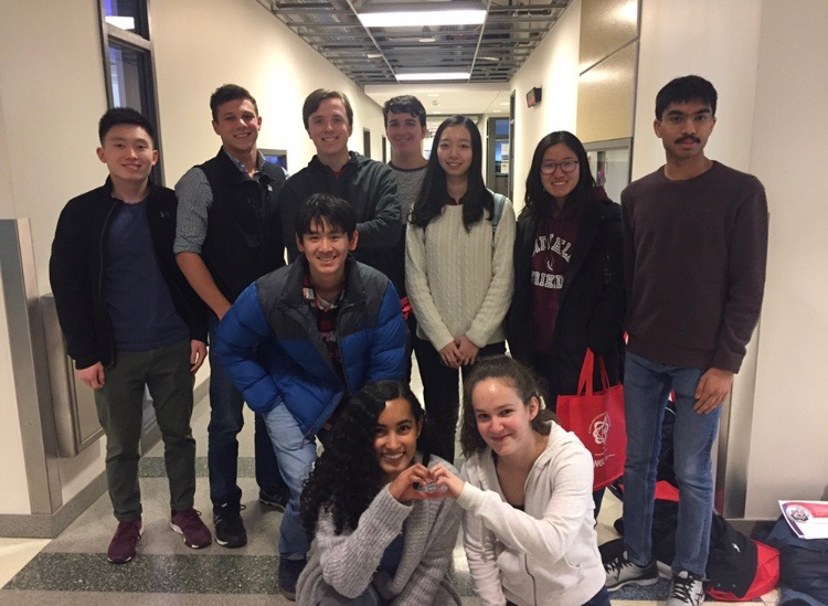 Science Bowl Shares Victory at Regional Competition