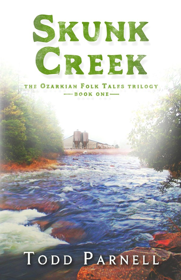Alumni Bookshelf: Skunk Creek