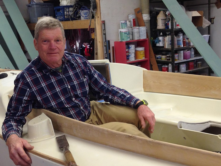 Steve Page '65: Rocking the Boats