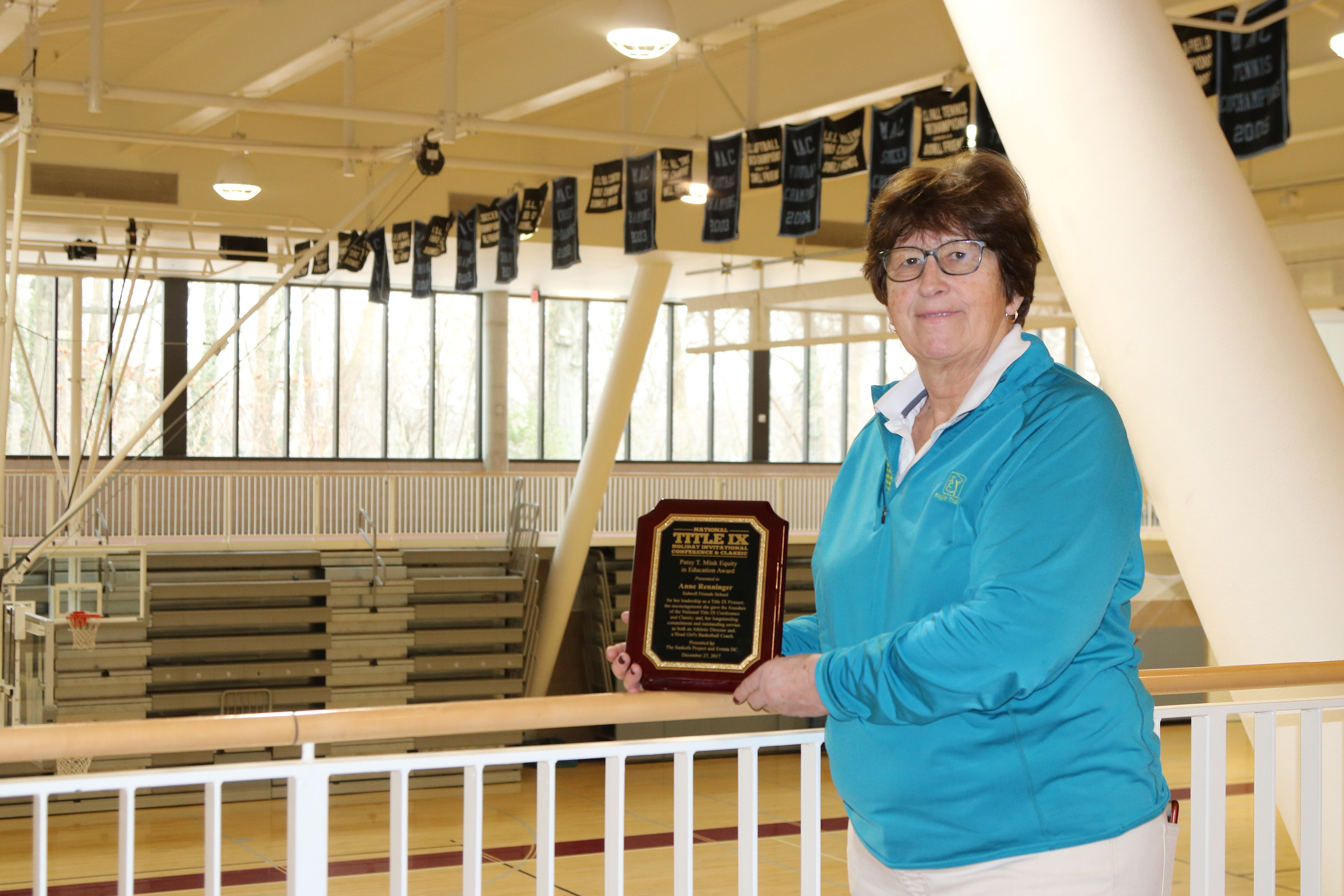 Anne Renninger Receives Equity in Education Award