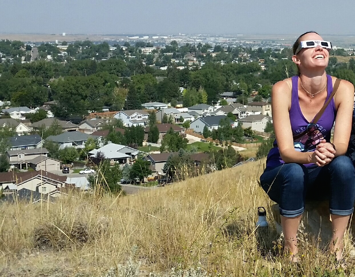 Witnessing a Total Solar Eclipse in Casper, Wyoming